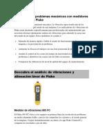 Resolución de problemas mecánicos con medidores de vibraciones Fluke.docx