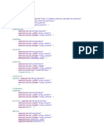 PERT 2 XML