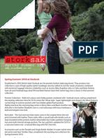 Katalog Storksak Wiosna/Lato 2010