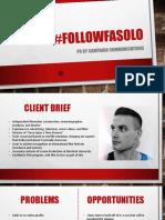 #FollowFasolo
