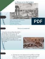 Roma y Grecia