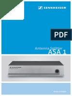 ASA 1 Owner Manual