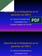 Atención de La Dislipidemia Puerto Vallarta