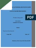 Trabajo final de práctica departamental Psicología