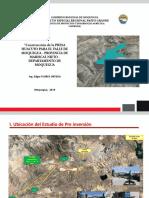 Exposicion Situacion Actual Huacuyo 2019