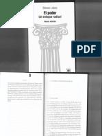 8- Lukes - El poder. Un enfoque radical.pdf