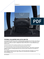 Collimated HUDs in FSX and P3D