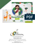Pascua Infantil 2019
