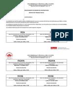 Cronograma y Requisitos Becas Utn 2019
