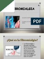 FIBROMIALGIA exposicion
