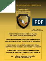 Compendio de Información Estratégica Vol 1 No 10 Del 8 de Dic 2018