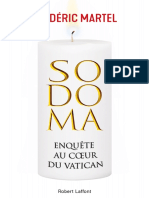 Sodoma - Frédéric Martel