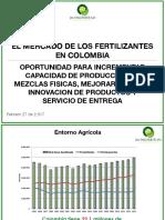 PRESENTACION FERTILIZANTES 2017