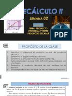 SEM 01 S-04 Operaciones Vectoriales