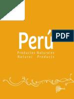 Catalogo Productos Naturales