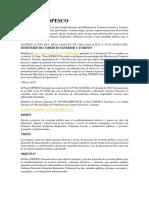Acerca de COPESCO.docx