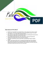 Palu Heaven of the Word