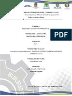DISEÑO ORGANIZACIONAL TEMA 3 ACT 1.docx
