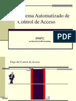 Sistema Automatizado de Control de Acceso
