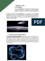 TEORIAS SOBRE EL ORIGEN DE LA VIDA.docx
