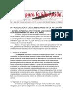 Introducción a las categoría en la Filosofía.pdf