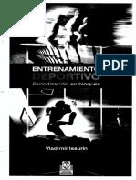 Paidotribo - Entrenamiento Deportivo - Peridización por bloques.pdf