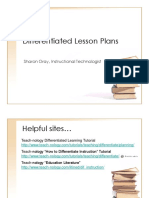 Differentiated Lesson Plans (1).ppt