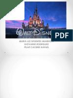 Lectura 6 Disney