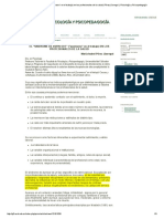 El Sindrome de Burn Out ('Quemarse' en El Trabajo) en Los Profesionales de La Salud _ Pérez Jáuregui