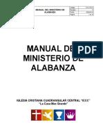 ICCC-AL-01 - Manual del Ministerio de Alabanza.doc