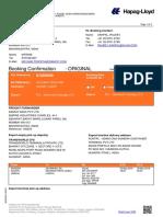 Hapag scm document