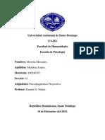 Infrome de Spicodiagnóstico Proyectivo. Morelia Mendoza..docx