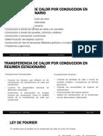 Capitulo 2 a Transmision de Calor UPB2018