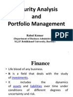 Investment Environment1