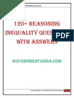 1 Governmentadda.com Inequality