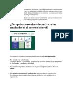 El objetivo principal de los incentivos.docx