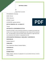 Historia Clinica Traumato 2