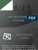 Obligaciones Civiles
