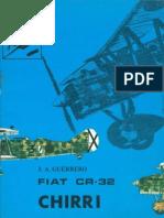 Aviones Famosos 3-Fiat CR-32 Chirri