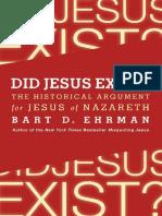 [Bart_D._Ehrman]_¿Existió Jesús - el argumento hsitórico de Jesús de Nazareth.pdf