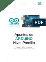 Apuntes de ARDUINO Nivel Pardillo