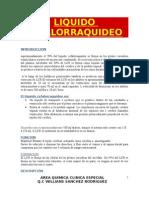 Analisis Liquido CefaloRaquideo