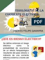 EFECTOS FISIOLÓGICOS DE LA CORRIENTE ELÉCTRICA ANDRES.pptx