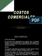 Share Costos Comerciales