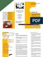 Folleto Sobre El Cuchillo PDF