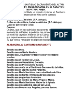 ALABANZAS PARA EXPONER EL SANTISIMO.docx
