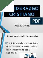 LIDERAZGO CRISTIANO I.pptx