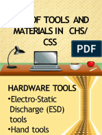 OHS and Other Computer Stuffs