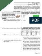 Avaliação Bimestral - 1ano - bim1.docx