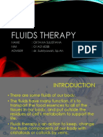 Fluids Therapy